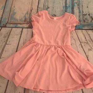 Full circle dress